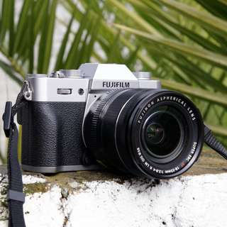 Fujifilm X-T20 Mirrorless with 18-55mm - Kredit Dp ringan tanpa CC