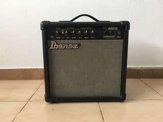 Ibanez guitar amp tb15 22w