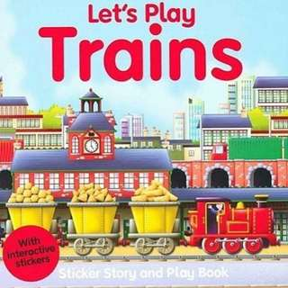 Lets play Train