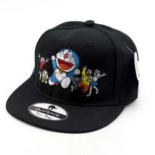 Children Kids Unisex Doraemon Kids Cap