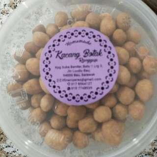Homemade Kacang Botak