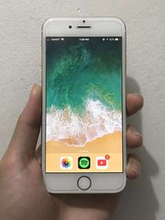 iPhone 6 Gold 16GB Factory Unlocked