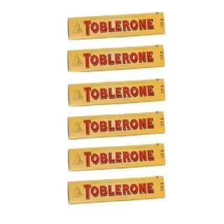 Toblerone 😍😍