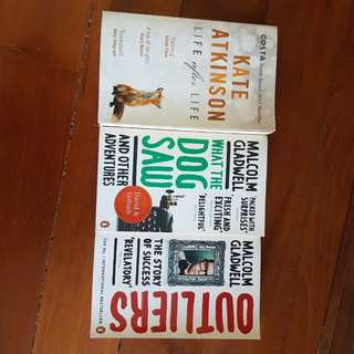 story books malcolm gladwell kate atkinson