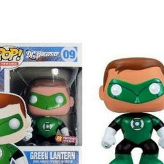 Green Lantern New 52 PX Previews Exclusive Funko Pop