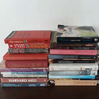 Pre loved books