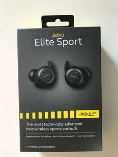 Jabra Elite Sport Bluetooth Earphones