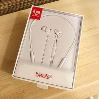 Beats X 頸掛式運動藍牙耳機 Apple X