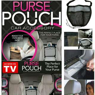 Multipurpose Car Bag Pouch