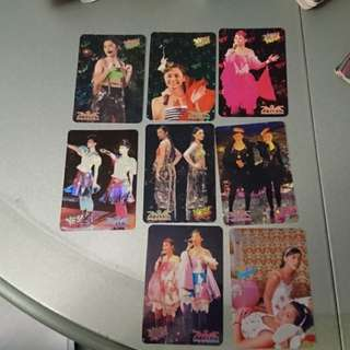 twins yes card 閃卡