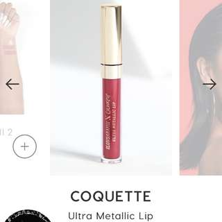 ILUVSARAHII X Colourpop Ultra Metallic Lip