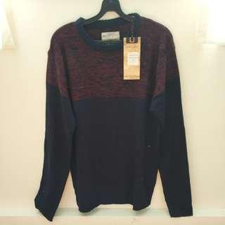 Brave soul men's sweater