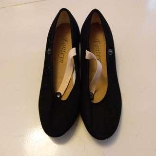 芭蕾舞考試鞋