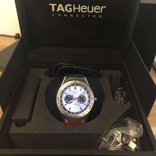 Tag Heuer第二代智能碗錶 Connected Modular 45