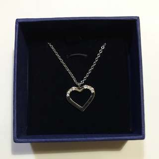 heart shape necklace