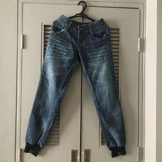 Tomato Jogger Jeans