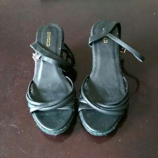 H&M Women's Wedge Shoes