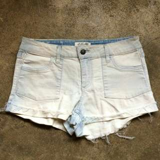Sexy maong shorts (used)