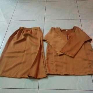 Baju Kurung (Kids Gurl)