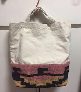 日本 Beams- Lilas Campbell, tote bag 布袋