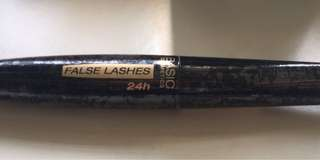 "BN Basic cosmetics ""false lashes 24h"" masacara"