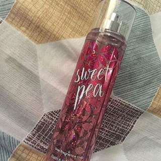 Bath & Body Works Sweet Pea