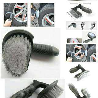 Washing Tools Arc Tire Brush