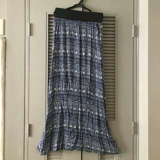 Rip curl maxi skirt