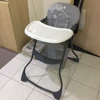 Baby High Chair Sweet Cherry