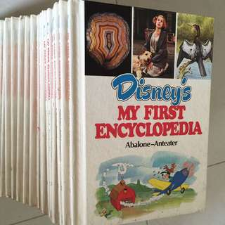 Disney's My First Encyclopedia Series