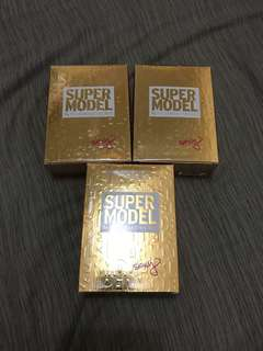 Victoria's Secret Super Model Sexy Eau De Parfum