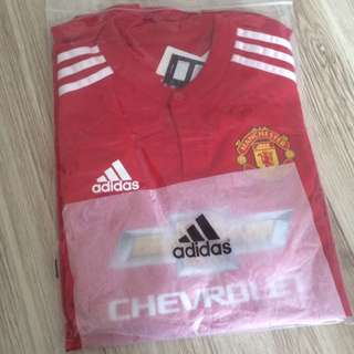 *INSTOCK!* MANCHESTER UNITED ADIZERO HOME JERSEY MAN UTD JERSEY MANCHESTER UNITED PLAYER ISSUE JERSEY