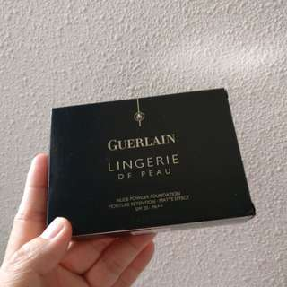 Guerlain Nude Powder Foundation SPF 20