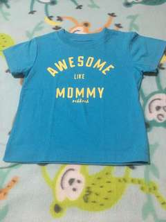 Awsome like Mommy Shirt