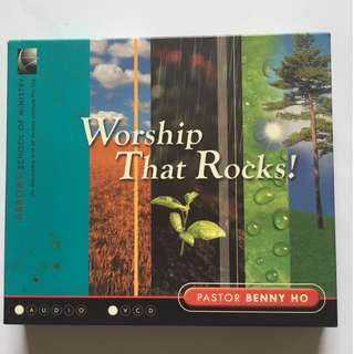 Worship That Rocks! by Pastor Benny Ho