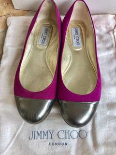PRELOVED AUTHENTIC JIMMY CHOO