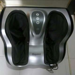 Auto massage chair.