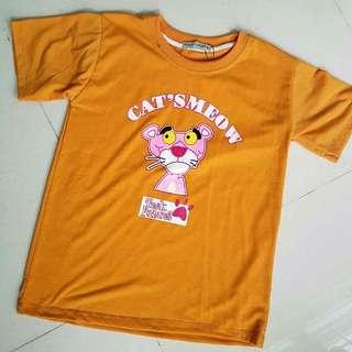 Design T-Shirt (Pink Panther)