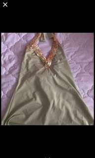 Ladies sleeveless used once (Supre fm Aust)