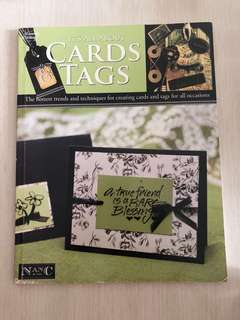 It's all about cards tags (Scrapbook, gift tags etc ideas)