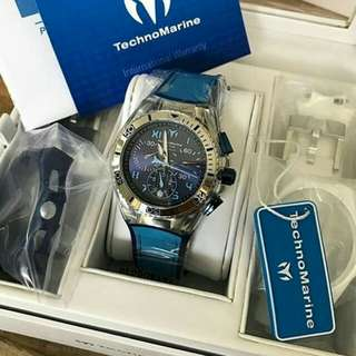 Technomarine California 40mm 3 straps