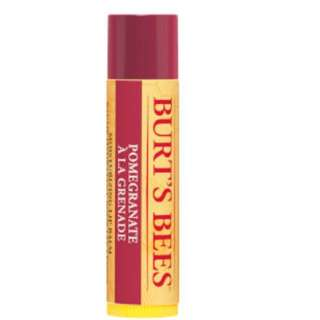 Burt's bee pomegranate lip balm