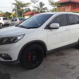 Honda CRv 2.0 ivtec