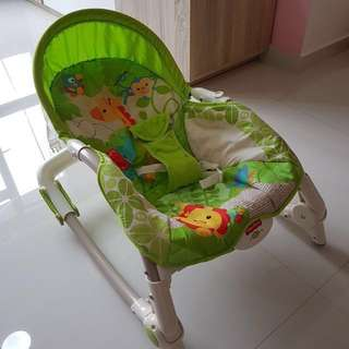 Fisher Price Baby Rocking Chair / Rocker Chair