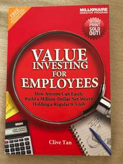 Value investing for employees
