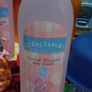 Baby cologne (original price is 495)