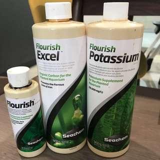 Seachem Fluorish Excel / Potassium / Flourish