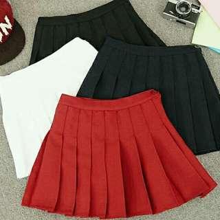 Korean style Pleated skirt