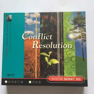 Conflict Resolution by Pastor Benny Ho
