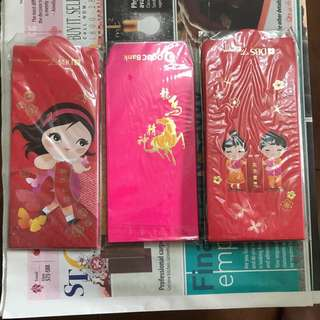 Red packets / Bank